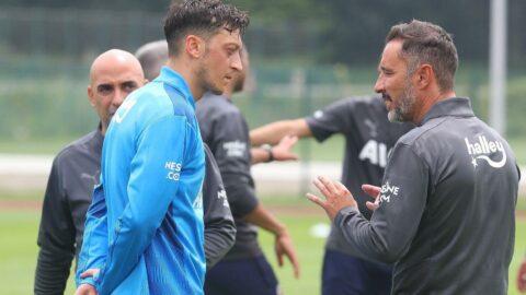 Mesut Özil için karar verildi! Pereira'nın ideal 11'i...